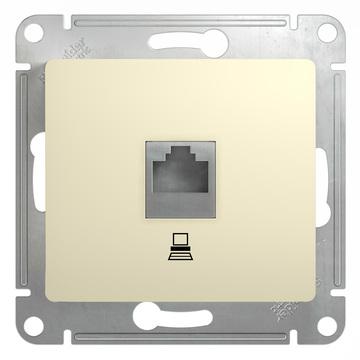 glossa-rozetka-kompyuternaya-rj45-kat-5e-mehanizm-bezhevyiy