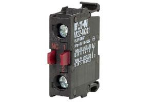 blok-kontakt-m22-ckc011nc-6a-230vac-3a-24vdc-m22-i